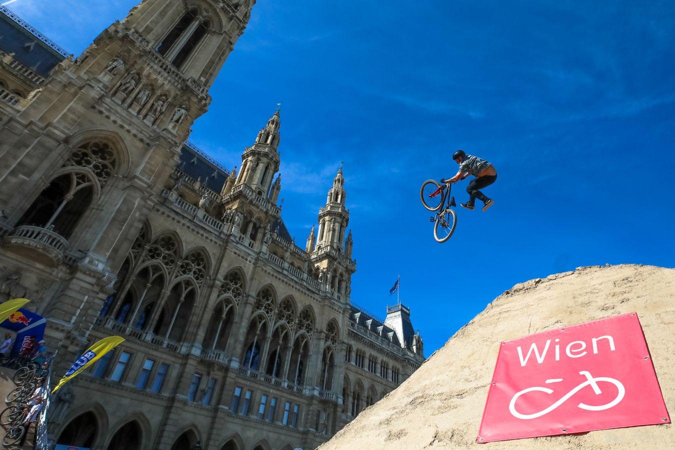 """Alles zu """"Wien radelt"""" beim ARGUS Bike Festival 2019"""